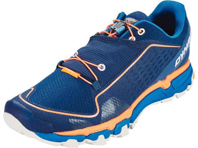 Dynafit Ultra Pro Zapatillas Hombre, poseidon/fluo orange